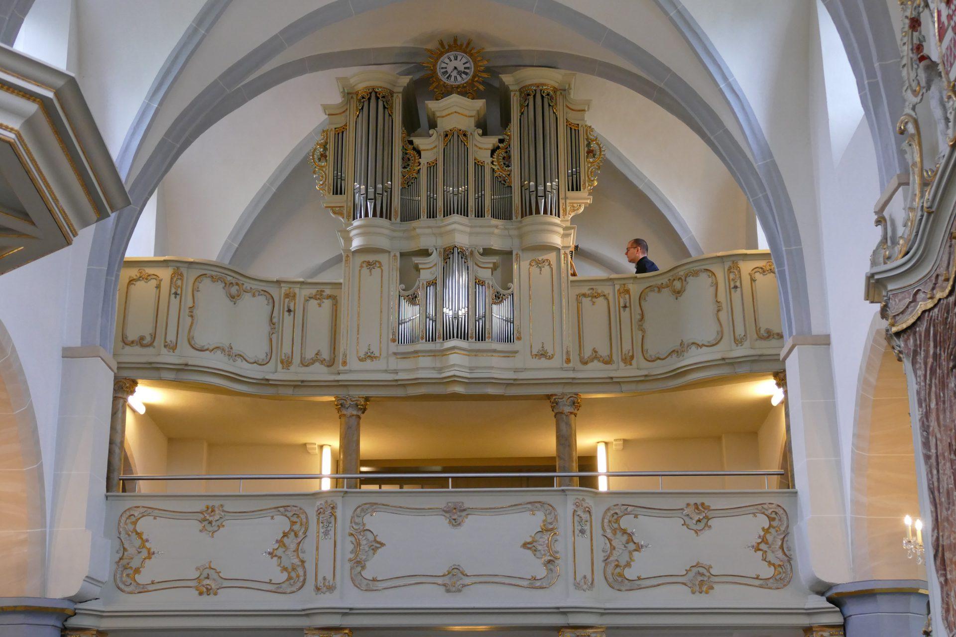 Kirchenmusikdirektor Jens-Peter Enk (Wuppertal)