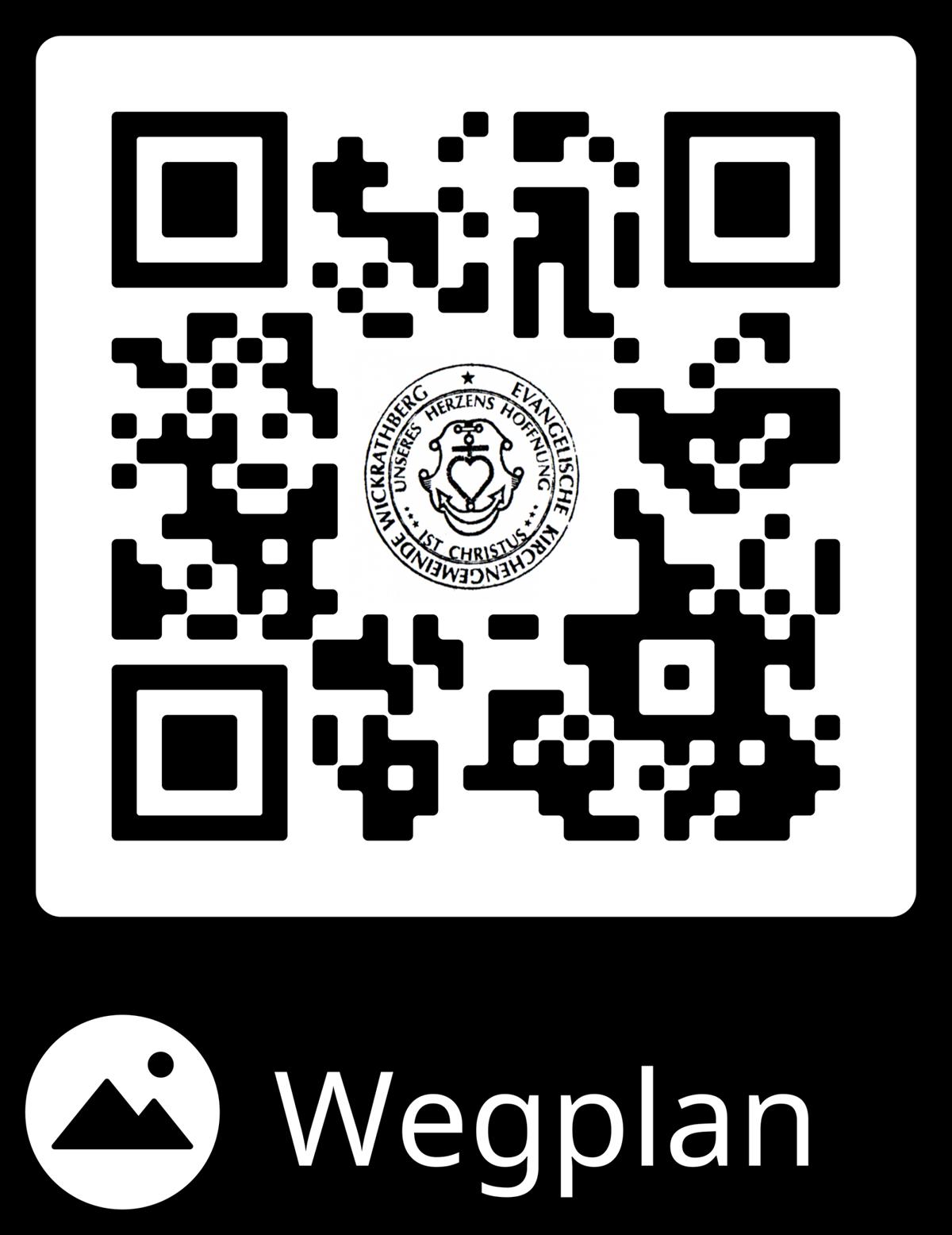 Kirchweg QR Code