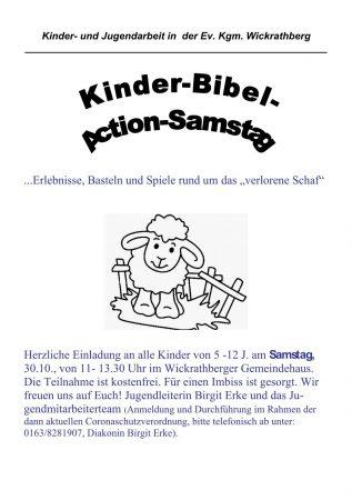 Kinder-Bibel-Action-Samstag