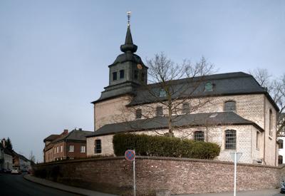 Kirche Wickrathberg